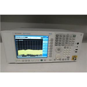 Keysight Agilent N9010A EXA Signal Analyzer 13.6 GHz w/ opt: 513, P03, 2FP, 1FP