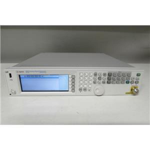 Agilent N5183A MXG Signal Generator, 100KHz - 32GHz, Opt 532, ALB