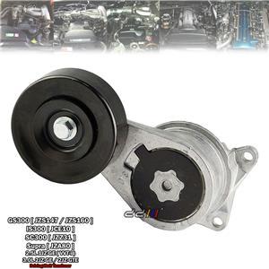 Belt Tensioner Bearing Pulley For Supra JZA80 1994-2002 3.0L 2JZ-GE 2JZ-GTE