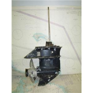 Boaters' Resale Shop of TX 1712 4105.121 EVINRUDE 15 HP LOWER UNIT & PROP ONLY