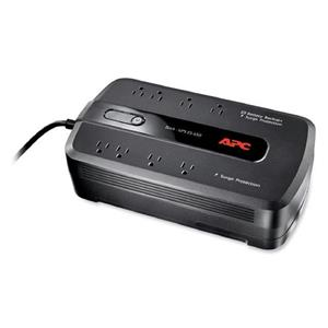 APC BE650G Back-UPS 650VA 390W 120V Battery Backup and Surge Protection REF