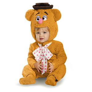 Sesame Street Muppets Fozzie Bear Toddler Costume 2T