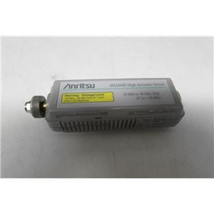 Anritsu MA2444D High Accuracy Diode Sensor 10 MHz to 40 GHz