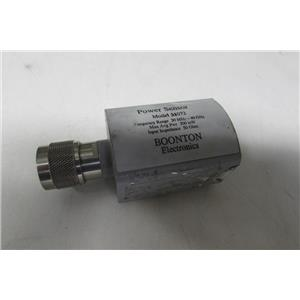 Boonton 51072 Power Sensor, 30 MHz to 40 GHz, -70 to +20 dBm, 300 mW, Type K(M)
