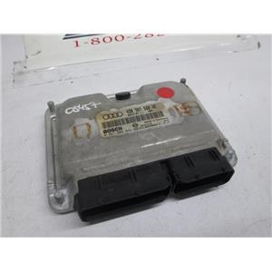 Audi ECU ECM engine control module 0261206843 4D0907560AE