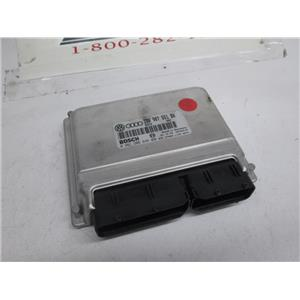 Audi Volkswagen ECU ECM engine control module 0261206646 3B0907551BA