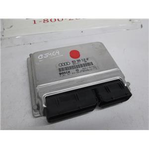 Audi Volkswagen ECU ECM engine control module 0261207939 8E0909518AF