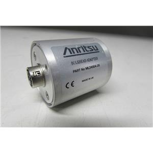 Anritsu ML2400A-29 Option 29, Bulkhead Adapter