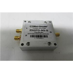 MINI-CIRCUITS ZN2PD-9G-S POWER SPLITTER 2 Way-0° 50Ω 1700 to 9000 MHz