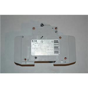 EATON CUTLER HAMMER FAZ-C15/1-NA CIRCUIT BREAKER, 15A, 48VDC, 277VAC