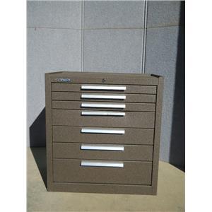 Kennedy - 7 Drawer Steel Roller Cabinet  Model  277XB