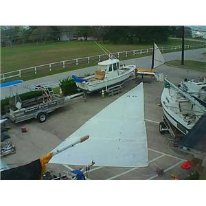Hunter 42 Mainsail w 45-4 Luff from Boaters' Resale Shop of TX 1711 1554.91