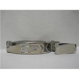 "SPX 2.0"" STAINLESS STEEL SANITARY CLAMP 13MHHM-7  MODEL 119-30"