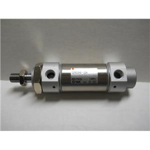 SMC SS  Air Cylinder,Double Acting,Single Rod Stroke 25mm Bore Size 40mm