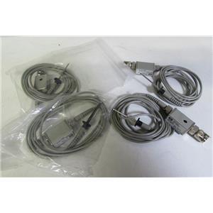 Agilent HP 10441A 500 MHz, 10X, 1 Megohm, 9 pF, Miniature Passive Probe, Qty 4
