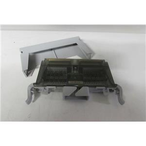 Agilent 34952T is a terminal block for the 34952Amodule for 34980A mainframe