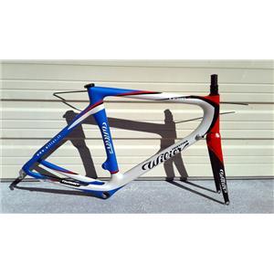 2001 Wilier Triestina Karbon 2 Road Bike Frame - XL/XXL
