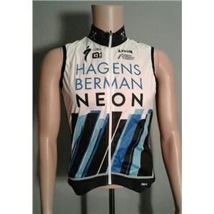 Ale Team Axeon–Hagens Berman Cycling Vest - Small - NWT