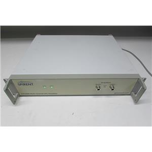Spirent GSS4200 Multi-Channel GPS Simulator