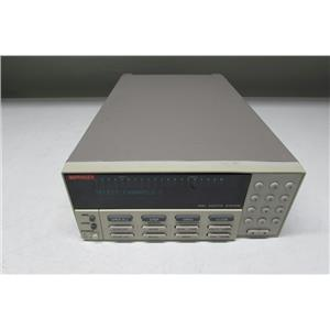 Keithley 7001 Switch System W/ 7020, 7018-S Modules