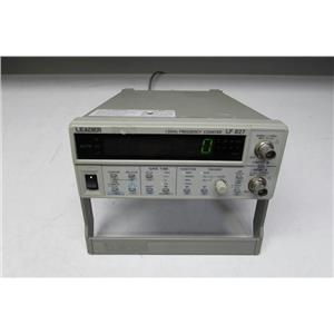 Leader LF 827 1.3 GHz Frequency Counter