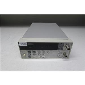Agilent 53181A 225 MHz RF Counter - 10 digit/s w/ 12.4GHz output