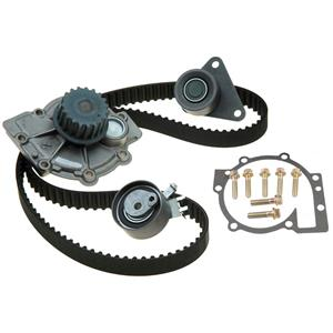 Volve Engine Timing Belt Kit with Water Pump 1998-2009 Gates TCKWP331