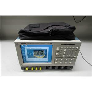 Tektronix TDS7404 Digital Phosphor Oscilloscope Opt. 1M, 4 GHz, 4 Channels