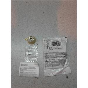Leviton 257B Wire Midget Line Standard Locking Plug And Connectors (3/3)