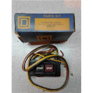 Square D 9999-A2 Push Button Station Parts Kit