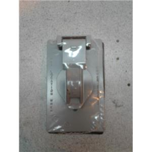 Bell Outdoor 5155-0 Single Gange Device Cover
