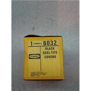 Hubbell 6032 Black Seal-Tite Cover