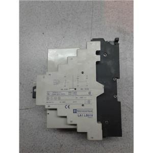 Telemecanique LA1LB019 Contact Block W/ LD1 LB030 Motor Starter LB1 LB03P