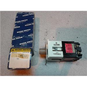 Honeywell 910PDD011 Micro Switch, 120V, 50/60Cy