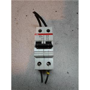 Abb S272-K10A 2 Pole Circuit Breaker