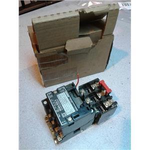 Square D 8536SB62 Starter Nema Size 0