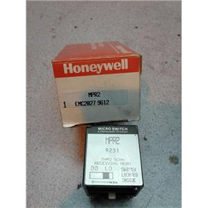 Honeywell MPR2 Micro Switch
