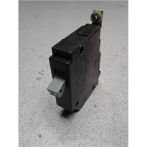 Cutler-Hammer CHB115 Single Pole Safetybreaker, 15A, 120V, Bolt-In