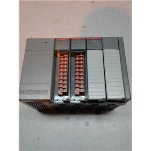 Allen Bradley 1746-A4 Slc 500 4-Slot Rack