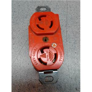 Hubbell P2003 Twist-Lock Grounding Receptacle 15Amp 125V