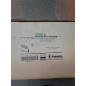 "Appleton Electric Products LB200T-A 2"" Aluminum Form 85 Unilets"
