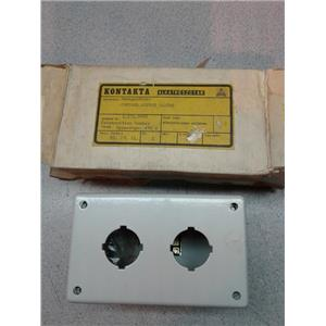 Kotakta 1.971.0002 Type AVD 2 Control Switch Casing