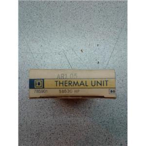 Square D AR.105 Overload Relay Thermal Unti