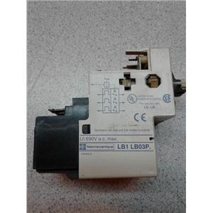Telemecanique LB1-LB03P Integral Starter Overload Magnetic Motor Starter