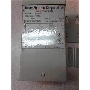 Acme Electric T-1-53007 Power Transformer