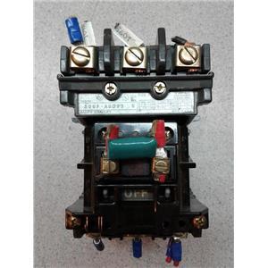 Allen-Bradley 500F-A0D93 18A Starter Size 0 Series B