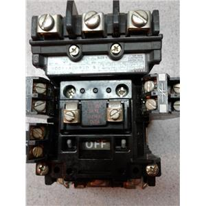 Allen Bradley 595-BBB Auxiliary Contact