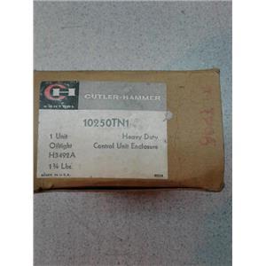 Cutler-Hammer 10250TN1 Heavy Duty Control Unit Enclosure