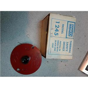 Fasco 1245 Thermal Safety Device