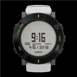 Suunto Watch Core White Crush SS020690000 Altimeter/Barometer/Thermometr/Compass